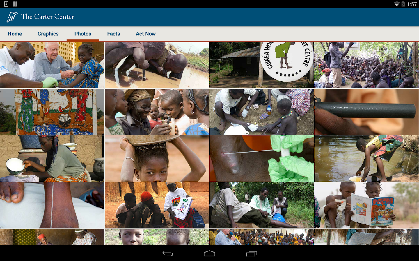 Guinea Worm: Countdown to Zero- screenshot