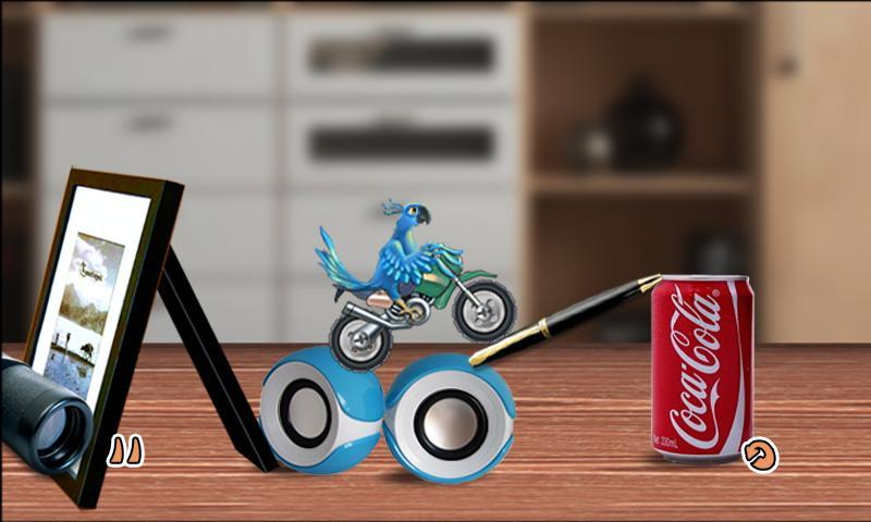Parrot Moto - screenshot