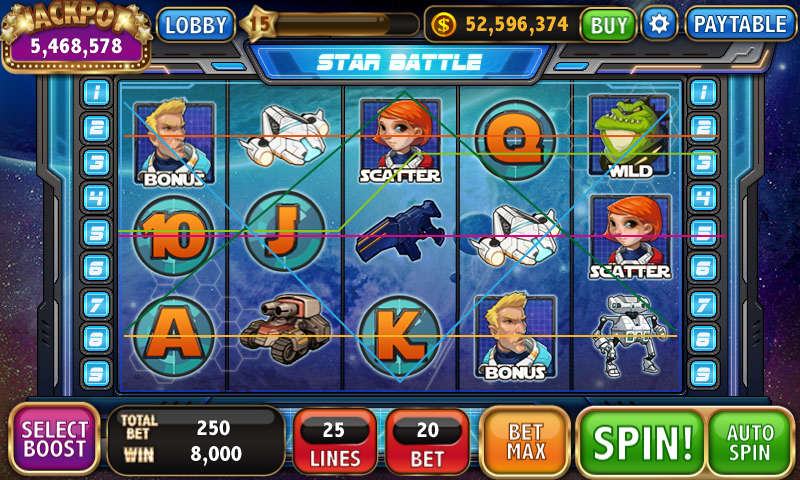 Casino Slots - screenshot