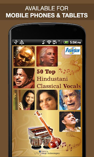 50 Hindustani Classical Vocal