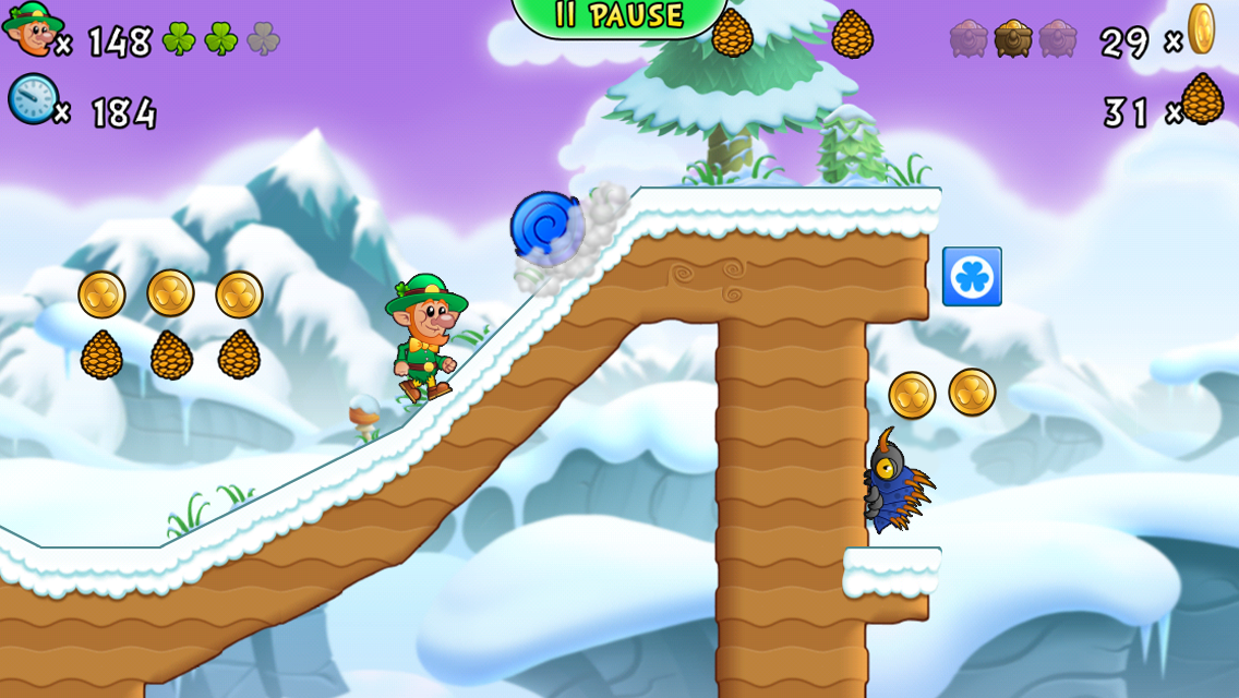 Lep's World 3 - screenshot