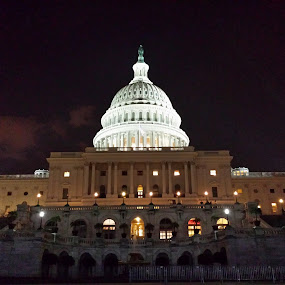US Capitol by Joana Gramajo - Buildings & Architecture Public & Historical