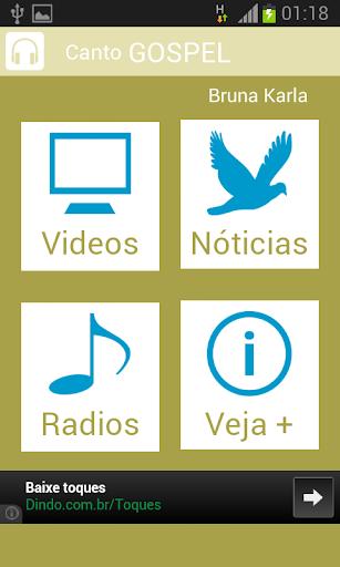 Bruna Karla - Canto Gospel