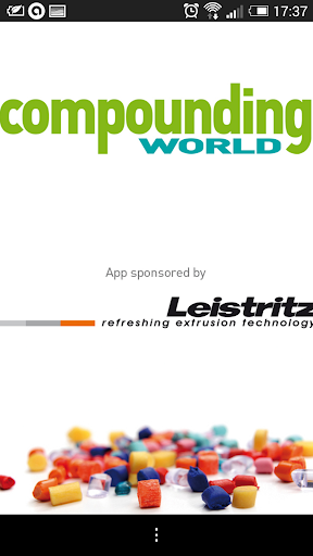 Compounding World Magazine