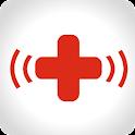 SOS Alarm logo