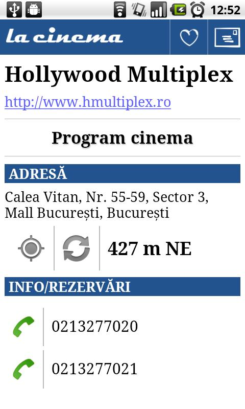 La Cinema - screenshot