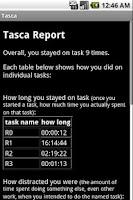 Screenshot of Tasca