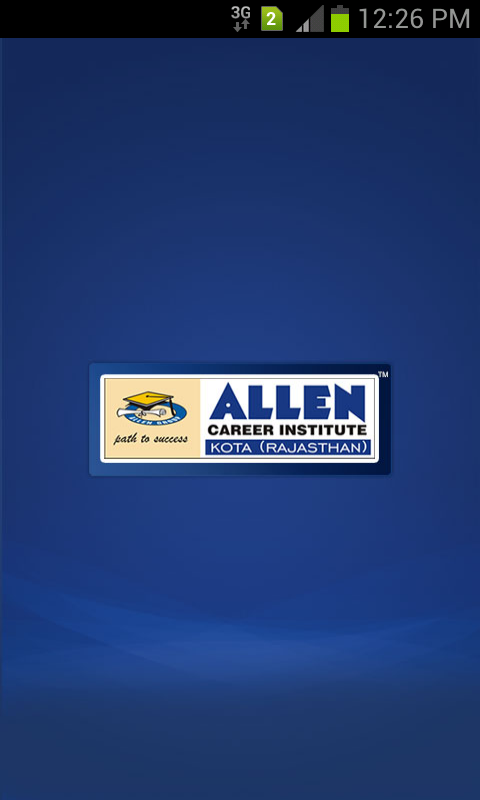 Allen CSAT- screenshot