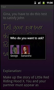 Awesome Couple Game- screenshot thumbnail
