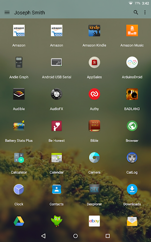 Lucid Launcher Pro - screenshot
