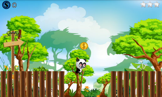Panda Run (Free)- screenshot thumbnail
