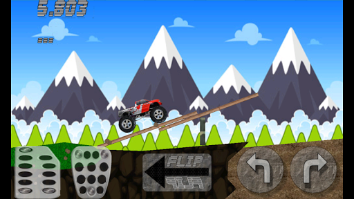 Monster Truck Off Road