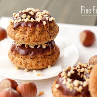 Mini Hazelnut Bundt Cakes
