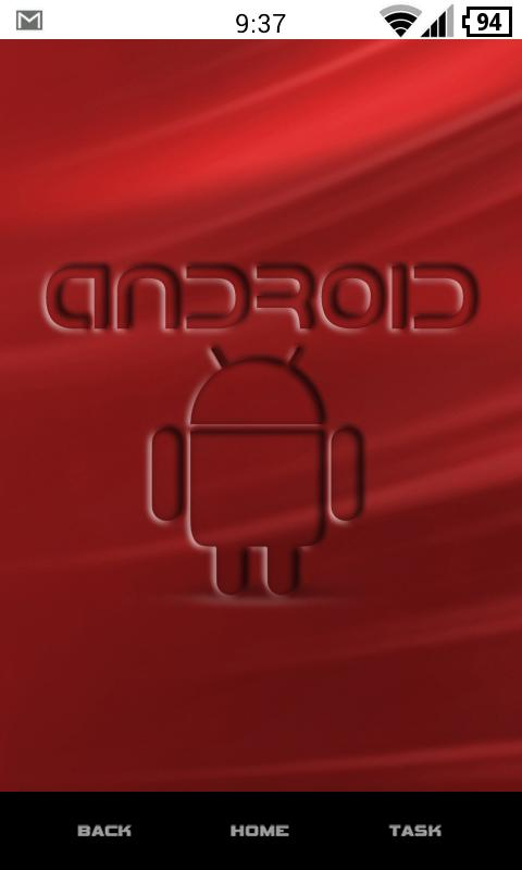 Beautiful Droid - screenshot