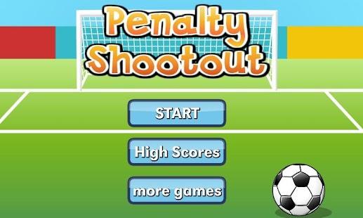 Penalty Shootout Free