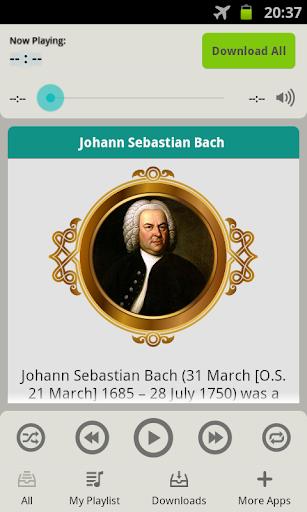無料音乐Appのヨハン・ゼバスティアン・バッハ音楽 ダウンロード|記事Game