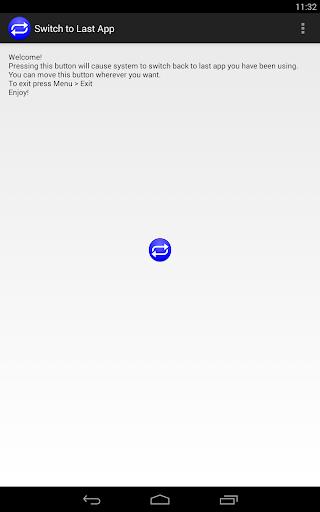玩生產應用App Switch to Last App免費 APP試玩