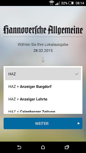 HAZ E-Paper