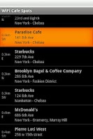 Screenshot of New York Free WiFi