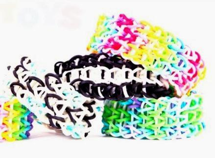 How To Make Rainbow Loom Brace