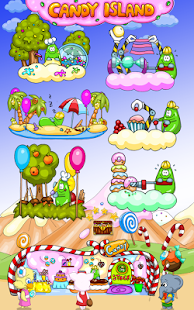 Candy Island Free: Sweet Shop- screenshot thumbnail