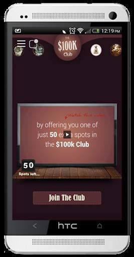 The $100K Club