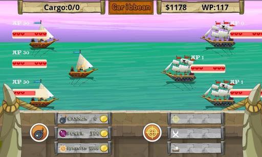 Sea Battle - Medival Rampage