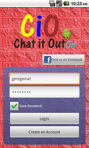 Chat it Out on Android 1.1.3 apk