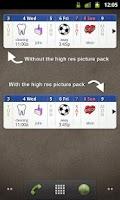 Screenshot of Blik Hi-res Picture Pack