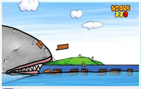 游戏鱼吃的场景。 休閒 App-愛順發玩APP