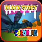 Coloring Block Story