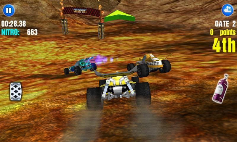 Dust: Offroad Racing- screenshot
