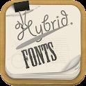 混血字體:字體創意大師 - 社交交友聊天必備工具軟件 icon