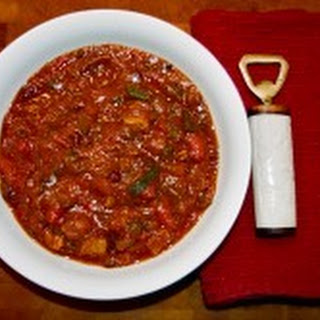 Black Stout Chili