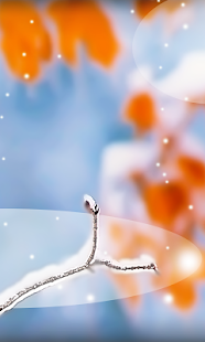 Winter Day HD Live Wallpaper - screenshot thumbnail