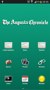 The Augusta Chronicle Mobile- miniatura screenshot