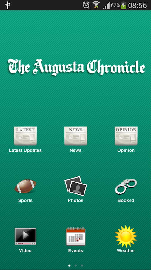 The Augusta Chronicle Mobile- screenshot