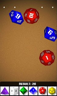 HD Dice Free - screenshot thumbnail