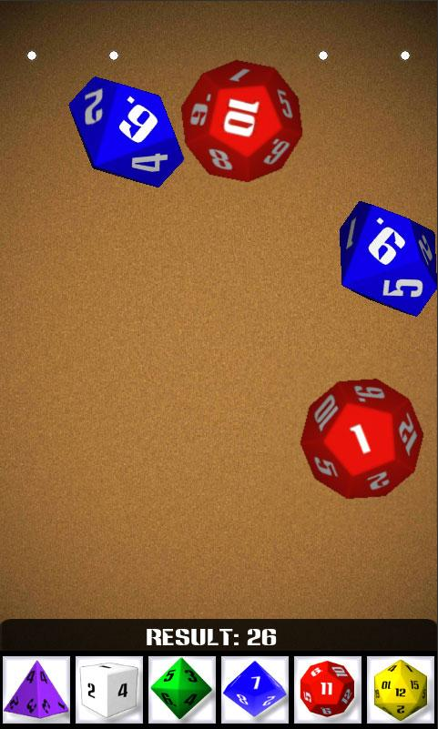 HD Dice Free - screenshot