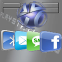 PS3 Trophies card logo