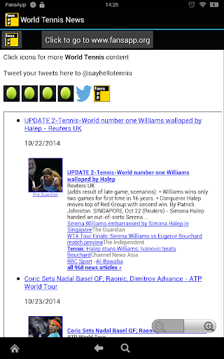 玩運動App|World Tennis News FansApp免費|APP試玩