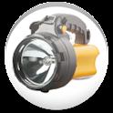 Super Bright Flashlight Free icon