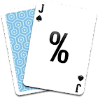 True Blackjack Odds icon