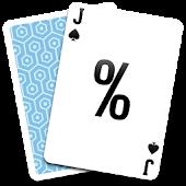 True Blackjack Odds