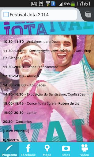 Festival Jota 2014