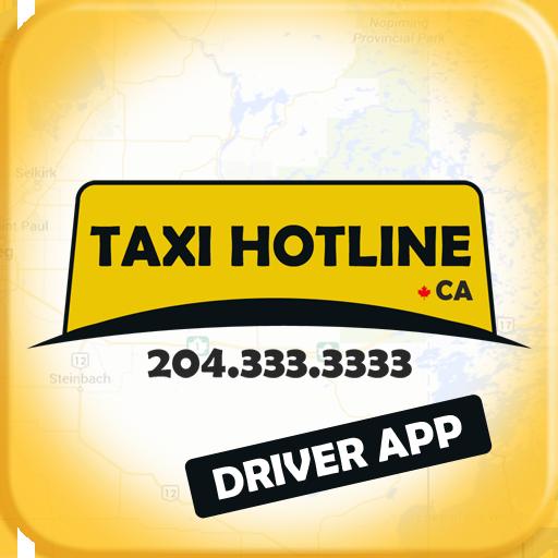 Taxi Hotline Driver 交通運輸 App LOGO-APP試玩