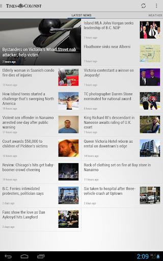 新聞必備APP下載|Victoria Times Colonist 好玩app不花錢|綠色工廠好玩App