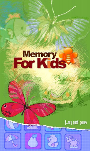 FGG Memory for Kids