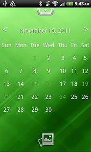 Calendar 4U - screenshot thumbnail