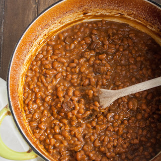 Boston Baked Beans.